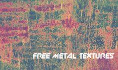 Free High Res Metal Textures http://desizntech.info/2012/11/free-high-res-metal-textures/
