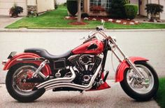 1998 Harley Davidson Custom Dyna Wide Glide, Price:$10,900 obo. Penticton, British Columbia #hd4sale #motorcycle