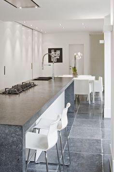 Belgisch hardsteen tegels