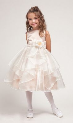 Robes mariage enfant