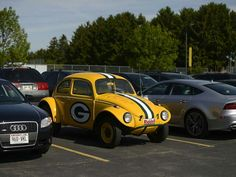 Only in Green Bay, Wisconsin