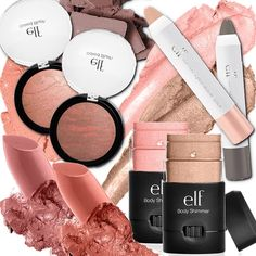 The top 10 best e.l.f. cosmetics beauty & makeup products!