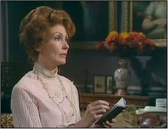 Lady Marjorie Bellamy from the original Upstairs, Downstairs