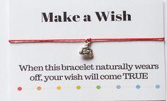 Make a Wish Buddha Bracelet Yoga Bracelet by DanusHandmade on Etsy Wish Bracelets, Cord Bracelets, Make A Wish, How To Make, Yoga Bracelet, Yoga Poses For Beginners, Yoga Jewelry, Modern Minimalist, Buddha
