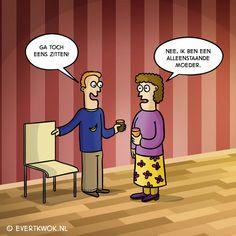 Cartoon Mom, Cartoon Jokes, Funny Cartoons, Funny Comics, Funny Pix, Wtf Funny, Funny Pictures, Hilarious, Funny Quotes