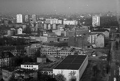 Berlin: Ernst-Reuter-Platz; zum Hansaviertel (1960)