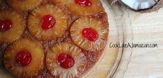 Jamaican Pineapple Upside Down Cake | Cook Like A JamaicanCook Like a Jamaican