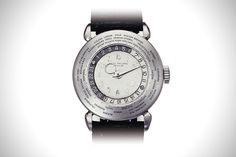 1939 Platinum World Time