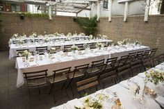 Interior Designer Danielle Colding's Sophisticated Wedding in Brooklyn, NY