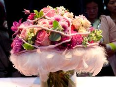 Bouquet with Roses from Ecuador