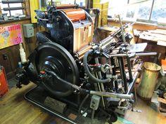 The Heidelberg Windmill 10 x 15 platen letterpress