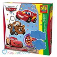 SES Strijkkralen Disney Cars -  Koppen.com