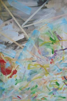 Confetti Park by Julie Combal on Artsicle http://www.artsicle.com/art/confetti-park