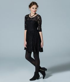 VESTIDO CON LACE » GIFT TIPS » Woman » Springfield Man & Woman