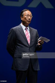 HBD Terry Gou October 8th 1950: age 65