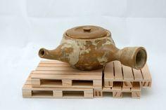 Signed 175 ml Glazed stoneware teapot. Ceramic Workshop, Single Piece, Stoneware, Tea Pots, Barcelona, Pottery, Ceramics, Toys, Tableware