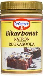 Did you know this about baking soda? - Danish text
