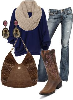 """""""Country Chic"""" by ashmac84 on Polyvore"""