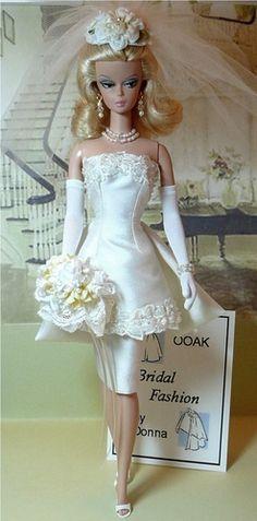 Bridal Boutique Vintage Barbie