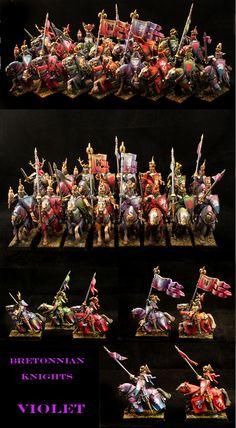 Bretonnian Knights