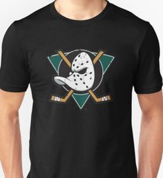 the mighty ducks 4 T-shirt unisexe