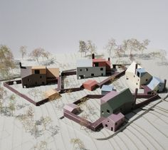 Floating House By Mos Architects. See More. Oaks Prague Duggan Morris  Architects Prague Czech Republic Proposal Concept Model 2014 Architecture