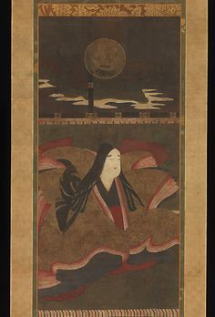 "Niu Myōjin, early 14th century. Kamakura period (1185–1333). Japan. The Metropolitan Museum of Art, New York. Mary Griggs Burke Collection, Gift of the Mary and Jackson Burke Foundation, 2015 (2015.300.14) | This work is exhibited in the ""Celebrating the Arts of Japan: The Mary Griggs Burke Collection"" exhibition, on view through January 22, 2017. #AsianArt100"