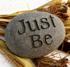 Inspirational Stone  Engraved word stones by sjengraving on Etsy