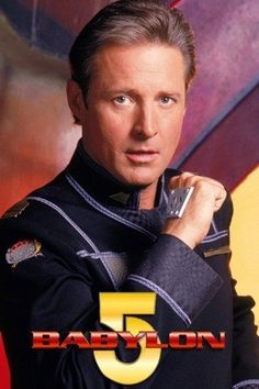 B5 Characters - SF Series and Movies; Commander John Sheridan
