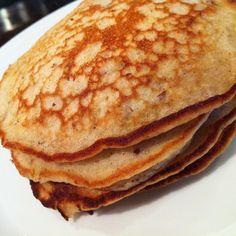 Banana pancake (gluten free)