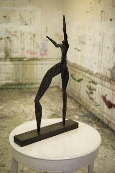 Skulpture by Kerstin Ahlgren Photographer Lisen Kalmér Fredricson Arts And Crafts, Table Lamp, Pictures, Decor, Photos, Table Lamps, Decoration, Art And Craft, Decorating