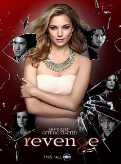 Awesome show. Almost caught up on Netflix and ready for season How was I not watching this show? Serie Revenge, Revenge Abc, Revenge Tv Show, Emily Vancamp, Movies And Series, Movies And Tv Shows, Seinfeld, Gossip Girl, Entertainment