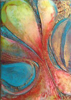 encaustic painting pinterest | encaustic painting | ornate encaustic painting | art