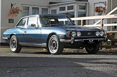 1976 TRIUMPH STAG Convertible with Coupe Hardtop