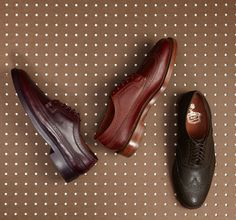 Fall Must-Haves: The Wingtip Shoe