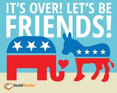 The Weekly Spread: Election Defriending, Twitter Hackings, Interactive Status Updates, and Friendship Pages