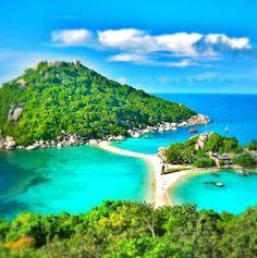 Nangyan Island, Ko Tao, Thailand