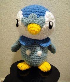 Pokemons de Crochet – Amigurumi