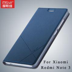 Msvii 브랜드 xiaomi redmi note 3 case xiomi 지갑 가죽 case 대한 xiaomi redmi note 3 pro prime 스탠드 플립 커버 redmi 주
