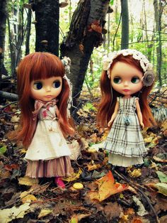 Mori girls by mademoiselleblythe, via Flickr