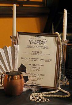 1920s Speakeasy   1920s speakeasy party   A Good Hue