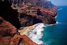 Kauai Scenic Location