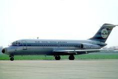 Oudste nog vliegende ex-klm toestel?
