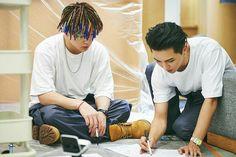 Bobby & Mino Winner Ikon, Mino Winner, Rap Verses, Ikon Kpop, Song Mino, Best Duos, Mobb, Show Me The Money, Asian Men