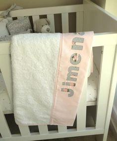 Juego de toallas BB http://www.bbthecountrybaby.com