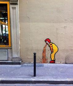 At Rue Édouard Lockroy, Paris 11ème arrondissement, France.