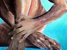 Resultado de imagen para figura masculina al oleo