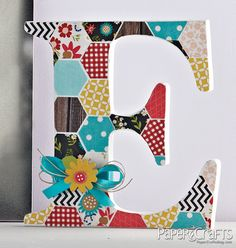 Kim Kesti from Handmade Home Decor published by Paper Crafts magazine