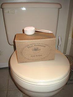 easy toilet cleaner