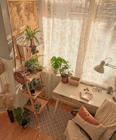 Room Makeover, Room Ideas Bedroom, Indie Room, Bedroom Makeover, Boho Room, Room Inspiration, Room Decor, Cute Room Decor, Aesthetic Bedroom